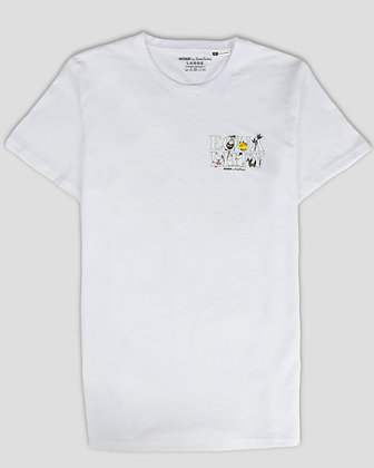 Moomin Alphabets; Equality T-shirt