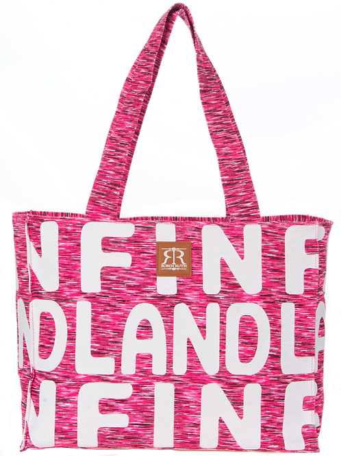 Finland Bag Print | Suomi Laukku Kuvio