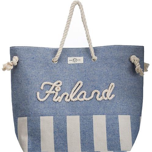 Finland Bag Large Summer | Suomi Laukku Suuri Kesä