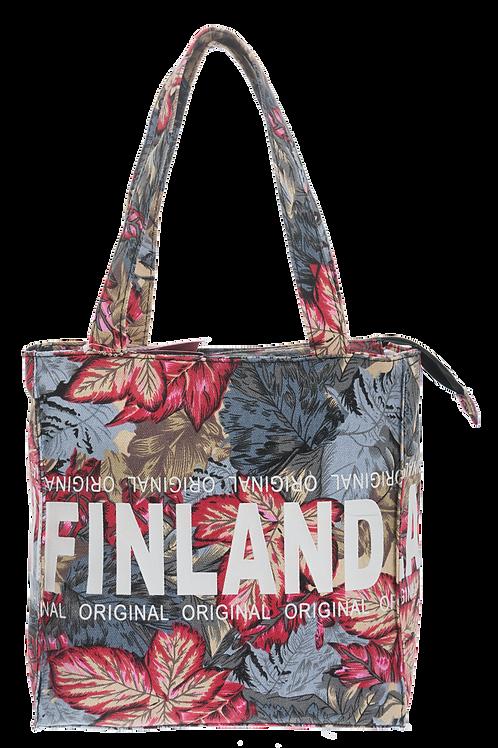 Finland Bag Leaf | Suomi Laukku Lehti