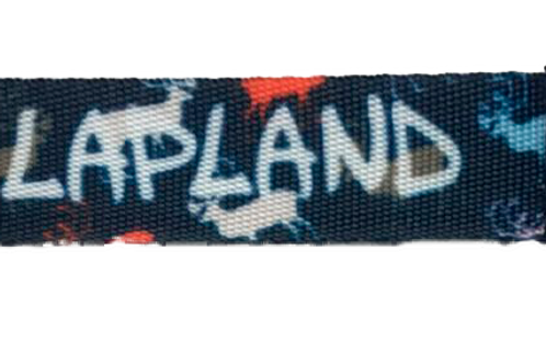 Lapland Key Holder Reindeer Souvenir | Lappi Avaimenperä Poro Matkamuisto