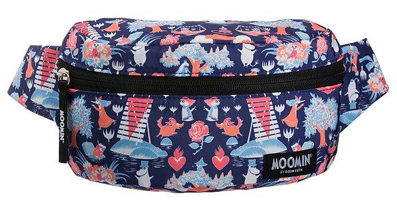 Moomin Waist Bag  | Muumi Vyölaukku