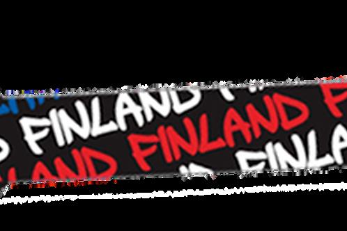 Finland Key Holder Souvenir | Suomi Avaimenperä Matkamuisto