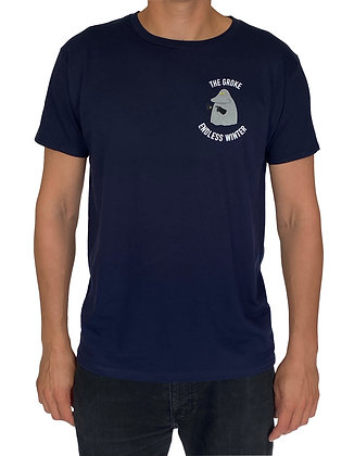 Groke Endless Winter T-Shirt Navy