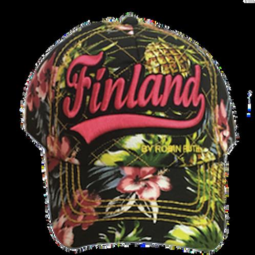 Finland Cap Summer Fashion | Suomi Lippis Kesä Muoti