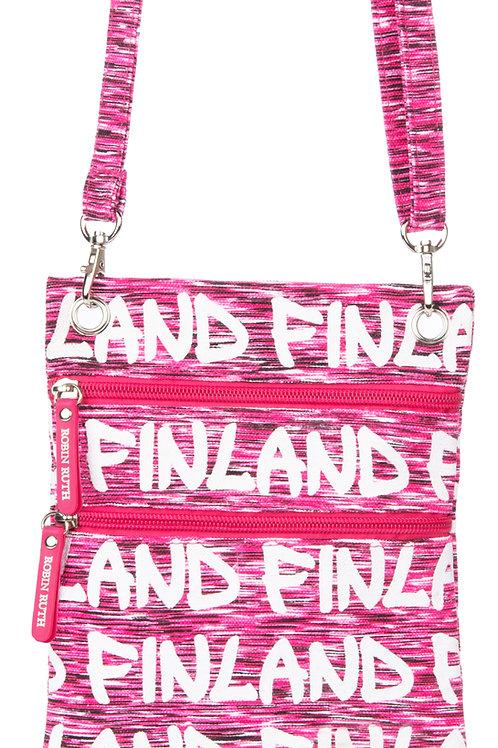 Finland Shoulder Bag Small Sport | Suomi Olka Laukku Pieni Urheilu