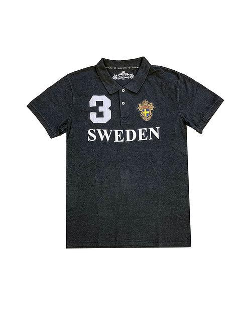 N51B / Polo Shirt Men Sweden