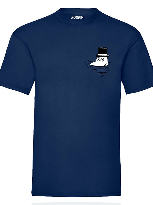 Moomin T-Shirt Moominpappa Adult | Muumi T-paita Muumipappa Aikuiset