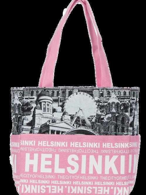 Helsinki Shoulder Bag Small View | Helsinki Olka Laukku Pieni Maisema