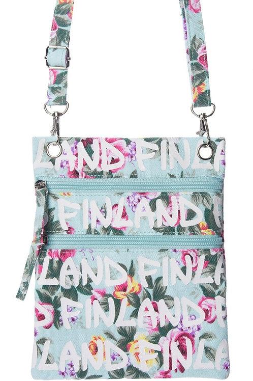 Finland Shoulder Bag Small Flower   Suomi Olka Laukku Pieni Kukka