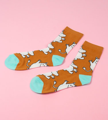 Moomin Happy Ladies Socks