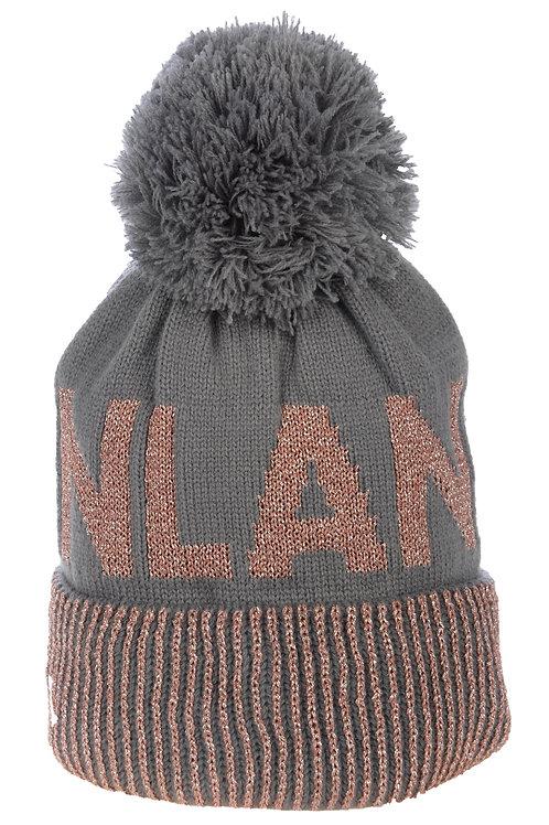 Finland Hat Glitter Winter Fashion | Suomi Pipo Kimalle Talvi Muoti