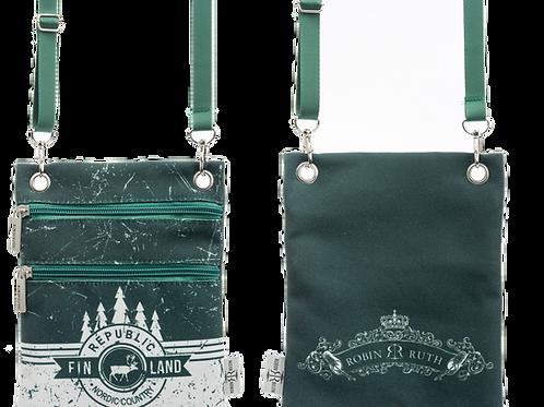Finland Shoulder Bag Small Reindeer | Suomi olkalaukku Pieni Poro