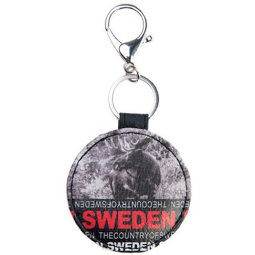 N35F / Key Chain Leatherette Sweden