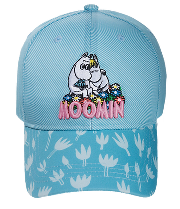 Moomin Cap Love Kids | Muumi Lippis Rakkaus Lapset