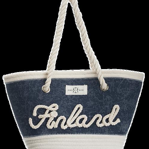 Finland Shoulder Bag Summer Style | Suomi Olka Laukku Kesä Tyyli