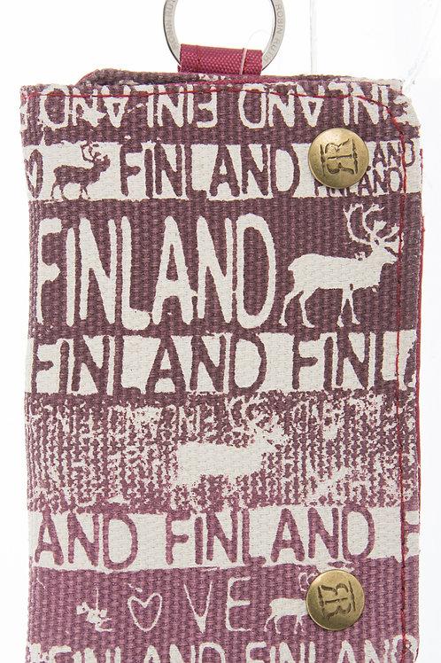 Finland Wallet Reindeer | Suomi Lompakko Poro