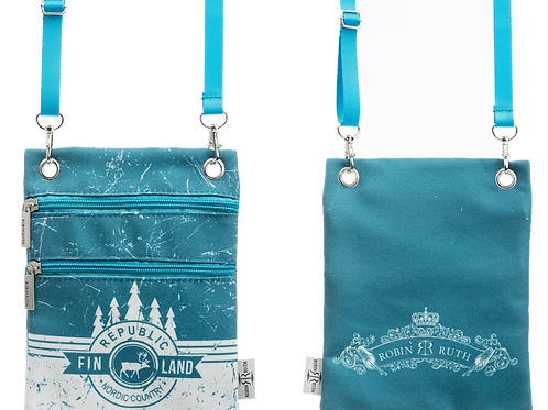 Finland Shoulder Bag Small Reindeer | Suomi Olka Laukku Pieni Poro