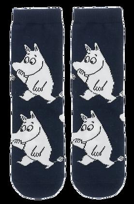 Moomin Socks Moomintroll Kids | Muumi Sukat Muumipeikko Lapset