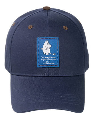 Moomin Cap Moomintroll Adult | Muumi Lippis Muumipeikko Aikuiset
