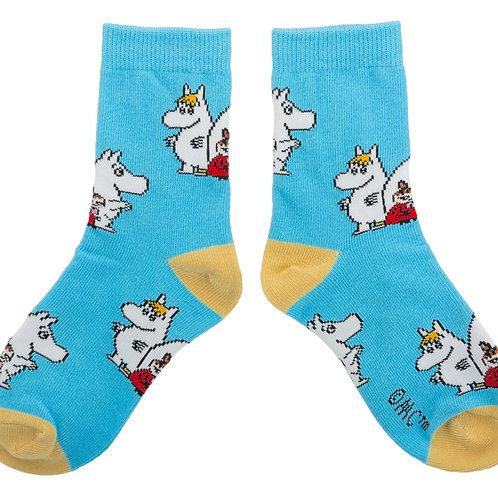 Moomin Socks Kids | Muumi Sukat Lapset