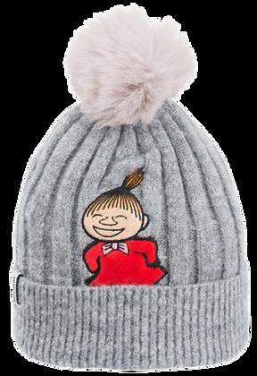 Moomin Winter Hat Little My Kids   Muumi Talvihattu Pikku Myy Lapset