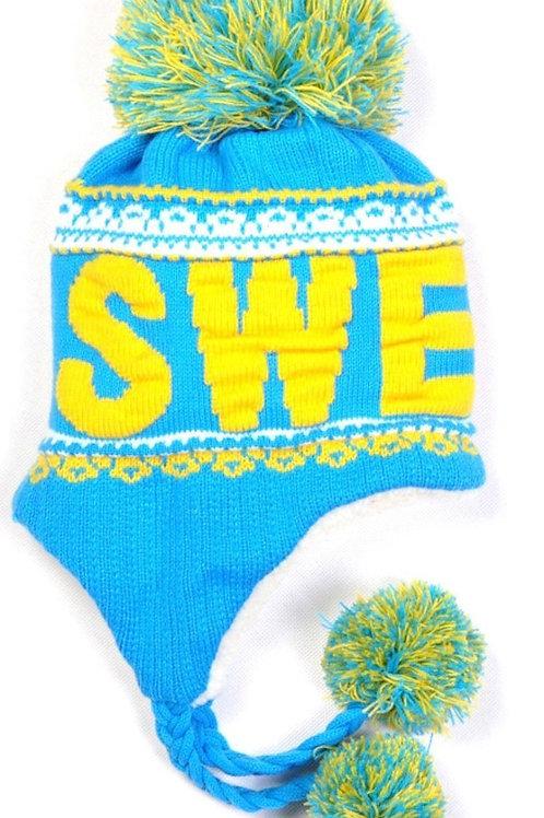 N14E / Winter Hat Bon Bon Classic Sweden