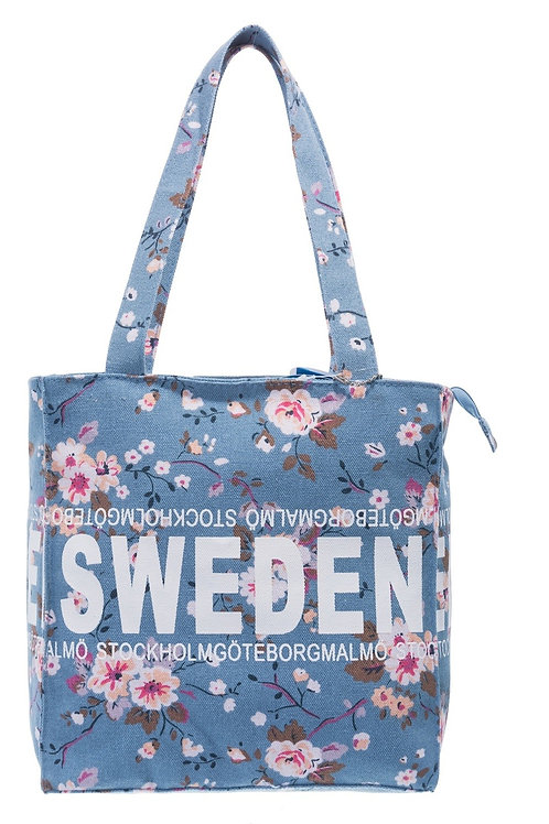N3T / Canvas Bag Small Classic Sweden