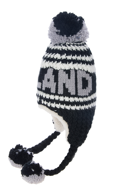 L14H / Winter Hat Bon bon Stitched Lapland
