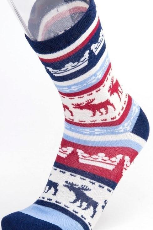 N17T / Socks Men Moose Sweden