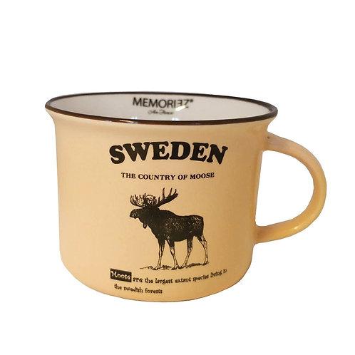 N99M / Story Mug Moose Sweden