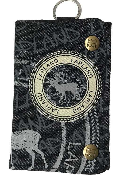 L30G / Wallet Canvas Lapland