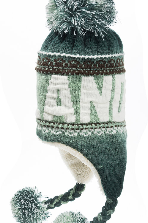 L14M / Winter Hat Bon Bon Nordic Lights