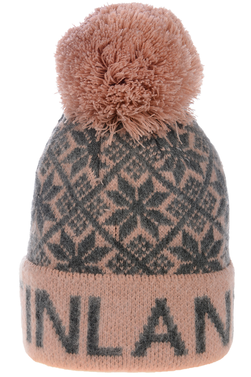 F21E / Winter Hat Woolly Finland
