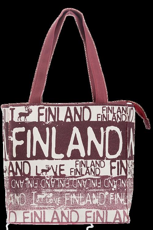 Finland Bag Reindeer | Suomi Laukku Poro