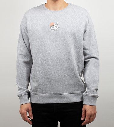 Moomin College Shirt Love Theme Adult | Muumi College Paita Rakkaus Teema Aikuiset