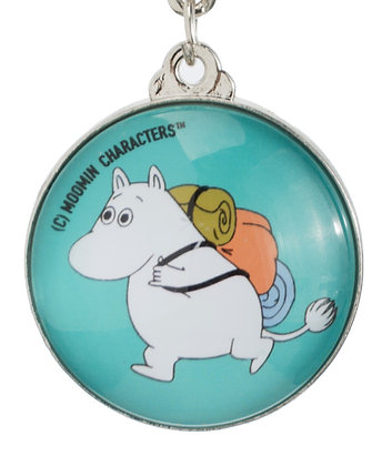 Moomin Key Holder Moomintroll | Muumi Avaimenperä Muumipeikko