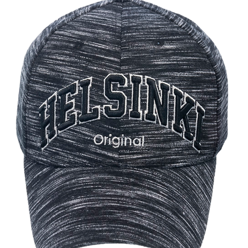 Helsinki Cap Sporty Style Fashion | Helsinki Lippis Sporttinen Tyyli Muoti