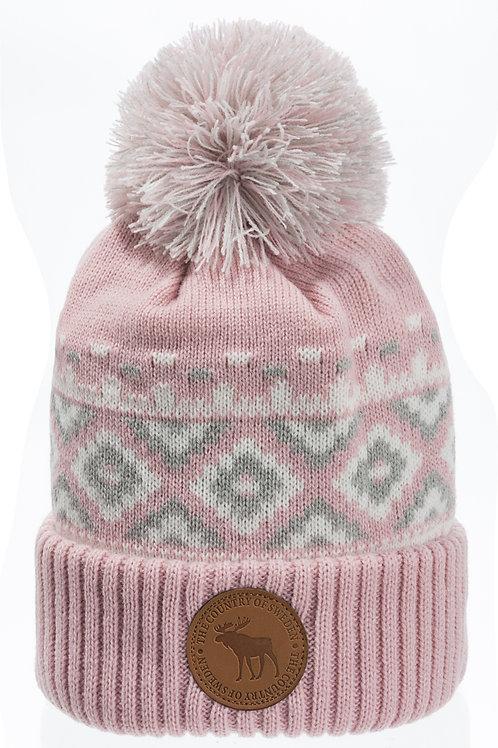 N24N / Winter Hat Leather Stamp Sweden