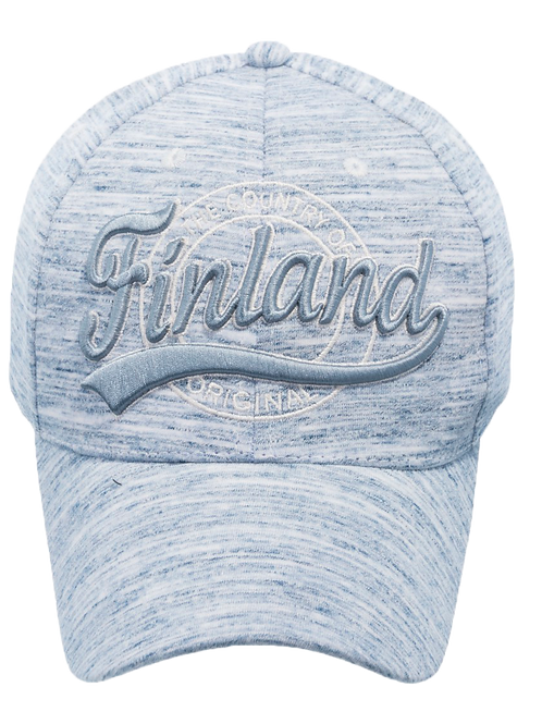 Finland Cap Sporty Fashion   Suomi Lippis Sporttinen Muoti