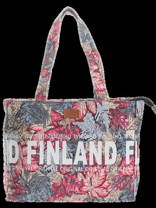 Finland Shoulder Bag Leaf | Suomi Olka Laukku Lehti