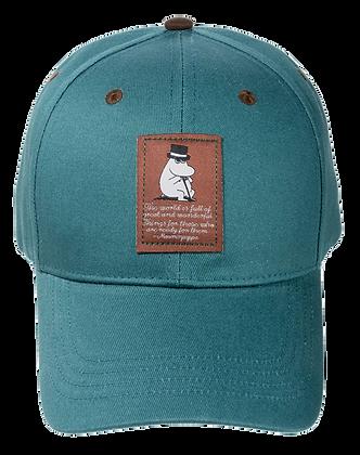 Moomin Cap Moominpappa Adult | Muumi Lippis Muumipappa Aikuiset