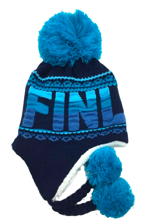 F14C / Winter Hat Bon Bon Classic Finland