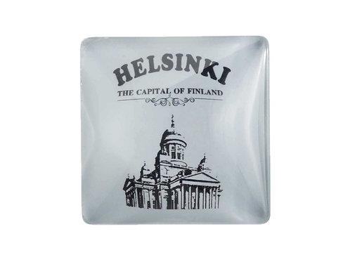 Helsinki Magnet Cathedral Souvenir | Helsinki Magneetti Tuomiokirkko Matkamuisto
