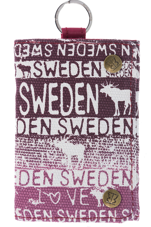 N30O / Wallet Canvas Sweden