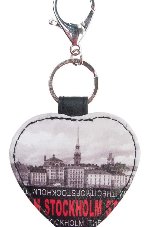 C35A / Key Chain Leatherette Stockholm