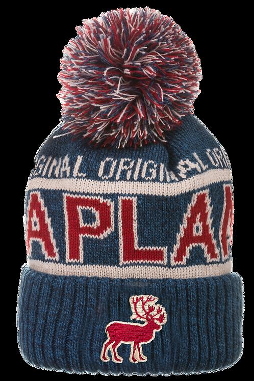 L15U / Winter hat Beanie Mesh / Classic Lapland