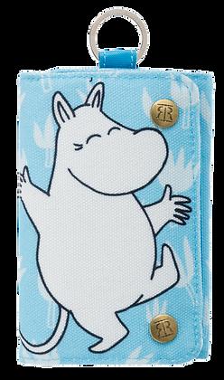 Moomin Wallet Moomintroll | Muumi lompakko Muumipeikko