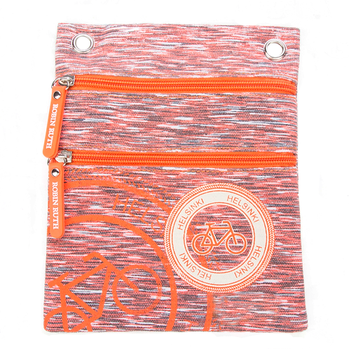 Helsinki Shoulder Bag Small Stamp   Helsinki Olka Laukku Pieni Leima