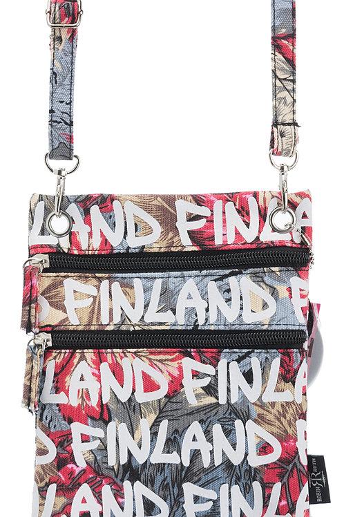 Finland Shoulder Bag Small Leaf | Suomi Olka Laukku Pieni Leaf
